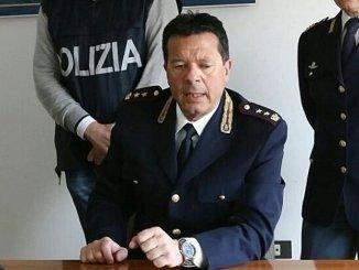 Proiettile d'arma da fuoco in casa, accertamenti polizia Foligno