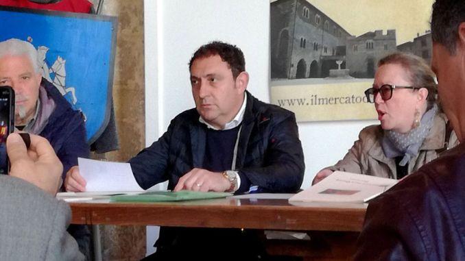 Podestà delle Gaite di Bevagna presenta il programma Primavera Medievale