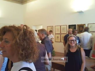 Mostra dedicata a Carlo Frappi a Palazzo Lepri a Bevagna