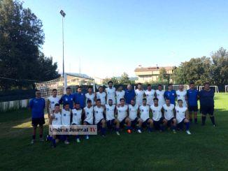 Foligno calcio comincia la preparazione pre campionato a Corvia