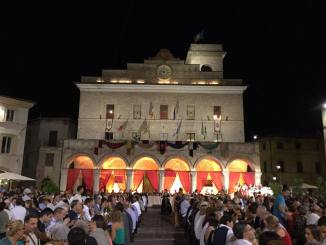 Agosto Montefalchese, il 2 agosto si apre con il Banchetto Rinascimentale