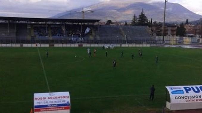 Calcio, Foligno-Olympia Thyrus San Valentino Farini termina 4 a 1