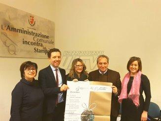 Sussurri di Natale a Foligno presentato programma Confesercenti