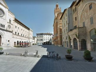 Mostra su sisma del '97 all'Istituto tecnico tecnologico Leonardo da Vinci