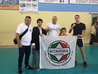 Trofeo di Sanda e Kung fu, accademia di Foligno si distingue in tutte le categorie