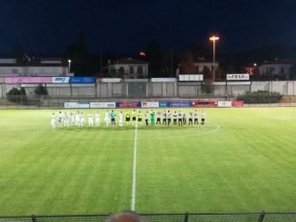Trestina - Foligno Calcio, finisce in parità, zero a zero, l'amichevole di ieri sera