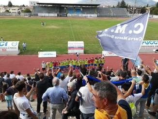 Calcio, Foligno-Massa Martana termina 2 a 1 per il falchetti