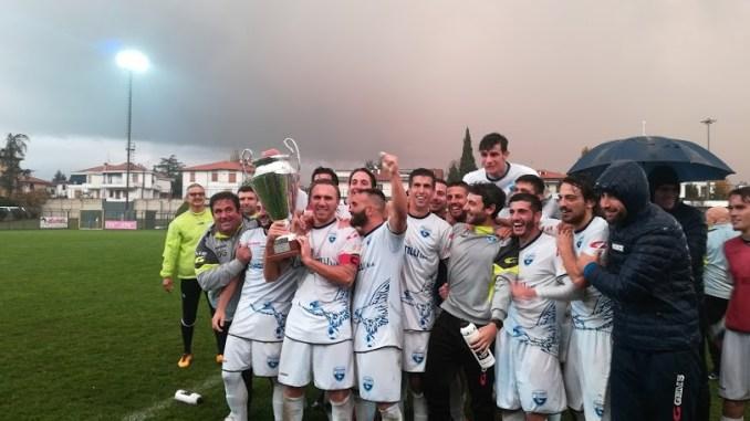 Coppa di Eccellenza, Foligno fa il boom con il San Sisto finisce 0-4
