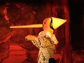 Pinocchio, Le Avventure di un sognatore, a Foligno il Teatro Umbro dei Burattini