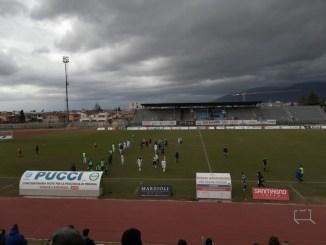 Eccellenza, Foligno-Pontevalleceppi finisce in parità 1-1