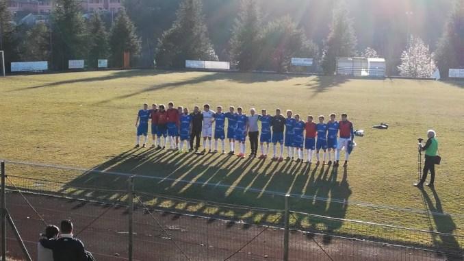 Eccellenza calcio, Ellera-Foligno 0-4, vincono i Falchetti