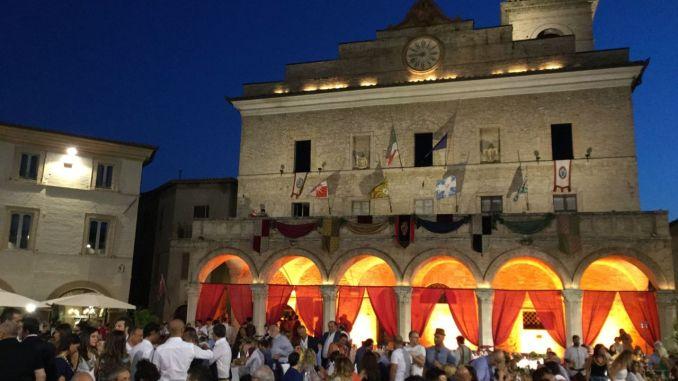 Record di affluenze turistiche nella città di Montefalco