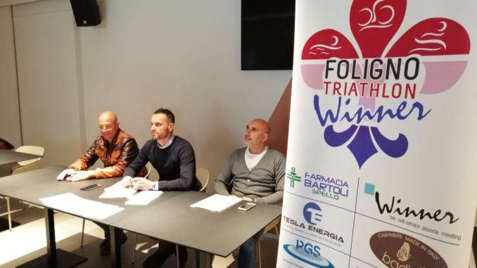 Duathlon Città di Foligno, 200 atleti al via si pedala fino Spello