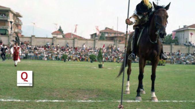 La Giostra della Sfida della Quintana di Foligno in onda su Rai3
