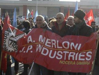 Jp Industries, ex Merloni, a fine corsa, sindacati chiamano parlamentari