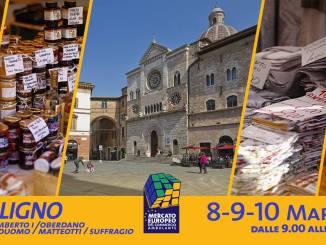 Mercato Europeo, a Foligno fino al 10 marzo, per una festa indimenticabile