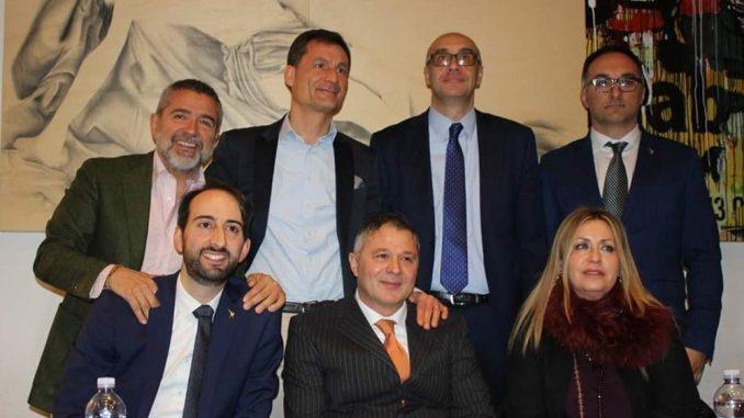 Stefano Zuccarini é il candidato a sindaco di Foligno per il centrodestra