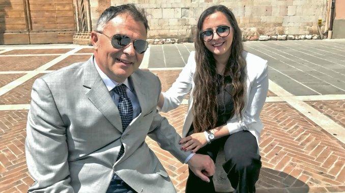 Natalie Mostarda mi candido a Foligno, chi sono e perché la Lega