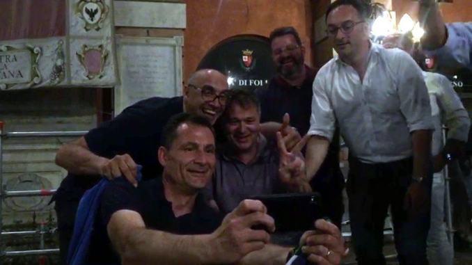 Stefano Zuccarini vince a Foligno e diventa il sindaco della città