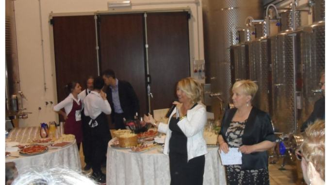 """L'associazione Italiana Tumori Neuroendocrini presenta """"Spes in Vino….a Cena dal produttore"""""""