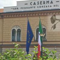 Carabiniere si toglie la vita nella caserma Gonzaga di Foligno