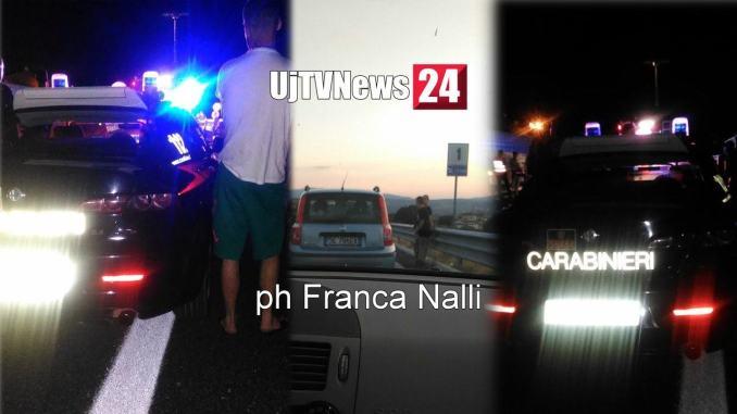 Incidente mortale sulla 77 tra Colfiorito e Foligno, un morto e una ferita