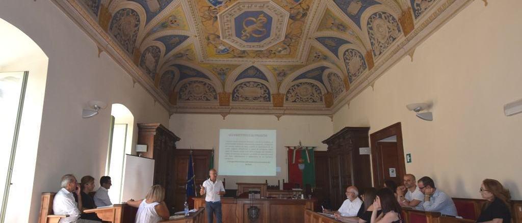 Gestione Associata delle Funzioni tra gli 8 Comuni dell'Unione Terre dell'Olio e del Sagrantino