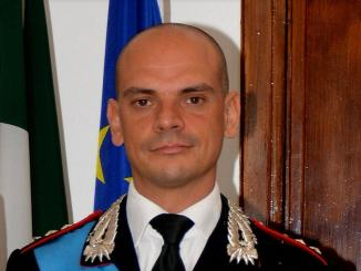 Cambia vertice Carabinieri di Foligno, Zizzi lascia arriva maggiore Pericoli