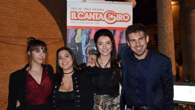 Valeria Mancini vince il Cantagiro 2019in Umbria, è di Foligno