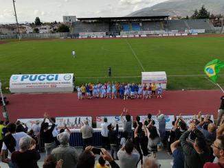 Calcio, serie D, Foligno-Tuttocuoio termina 5 a 0 a favore dei Falchetti