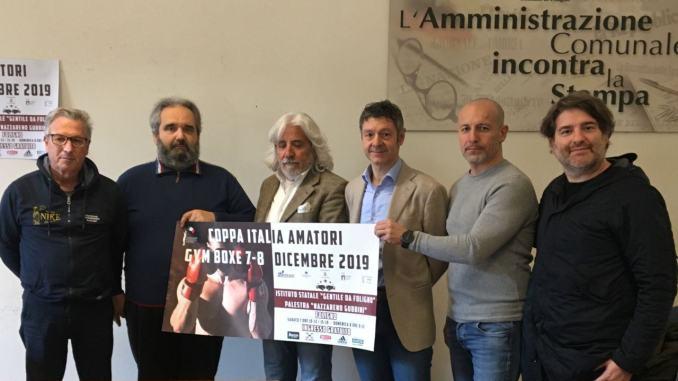 """A Foligno una tre giorni con """"Coppa Italia Amatori Gym Boxe"""""""