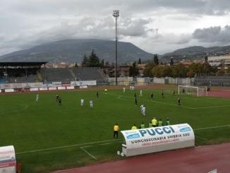 Calcio, serie D, Foligno-Monterosi termina 1 a 1 al Blasone
