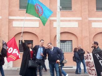 Nazione Rom, denuncia comune di Foligno e Regione Umbria
