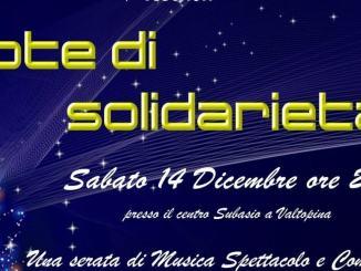 Comune di Valtopina 3^ Edizione di Note di Solidarietà
