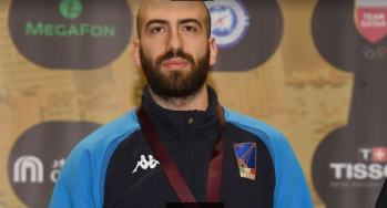 Spada maschile, terzo posto per Andrea Santarelli a Coppa del mondo di Doha 🔴 Video