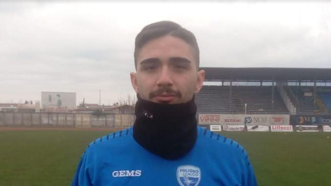 Operazioni di mercato, Foligno calcio acquisisce Antonio Negro