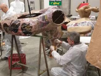 Anticipazioni Carnevale dei Ragazzi di Sant'Eraclio 2020