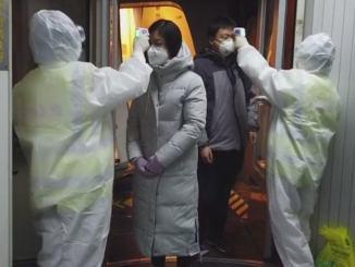 Coronavirus, famiglia di Foligno bloccata nella città di Wuhan
