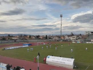 Foligno-Ponsacco,svolta allo stadio Blasone, Falchetti vincono 3-1