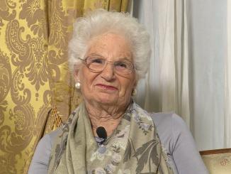 Bevagna conferisce la cittadinanza onoraria a Liliana Segre