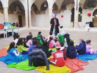A Foligno torna il Carnevale dell'abbraccio della Caritas