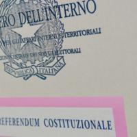 Referendum, voto a domicilio per gli elettori affetti da grave infermità