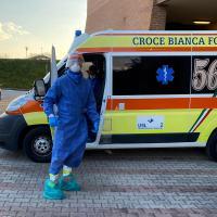 Il grande cuore degli operatori e operatrici della Croce Bianca di Foligno