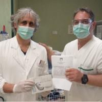 Terziere del Castello Trevi dona sei termo scan a pronto soccorso di Foligno