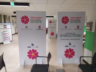 Consegnate ospedale Foligno dosi vaccino anticovid Azienda Usl Umbria 2