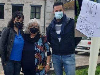 Castel Ritaldi: No alla chiusura della filiale del Banco Desio