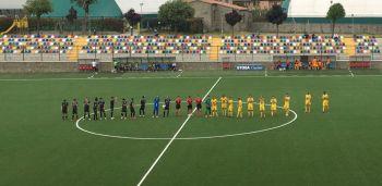Pianese1930 Foligno Calcio (1-0) alla 31° giornata del campionato Serie D