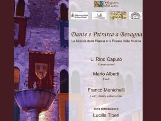 10 luglio, MediAestas, Dante e Petrarca a Bevagna al Mercato delle Gaite