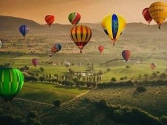 Gualdo Cattaneo pronto ad ospitare nuovamente la Balloon Gran Prix