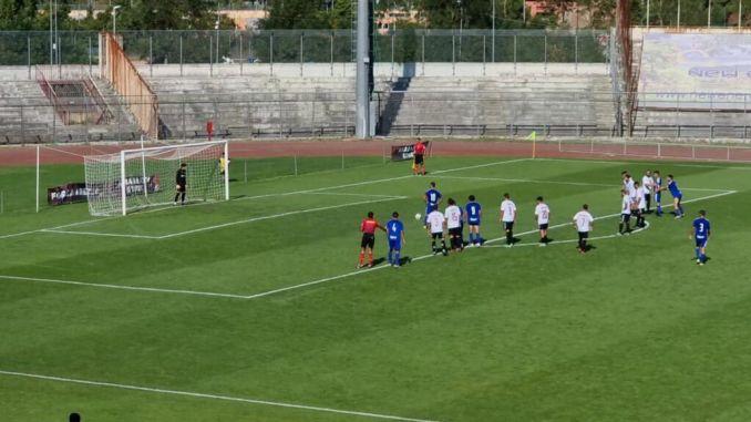 Coppa Italia, 1 a 0 per il Foligno contro l'Arezzo